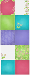McKenna Collab Charity - Scrapbooking Papers