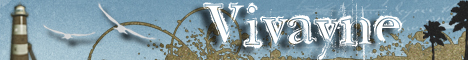 Vivayne Lighthouse Ad Banner - Web