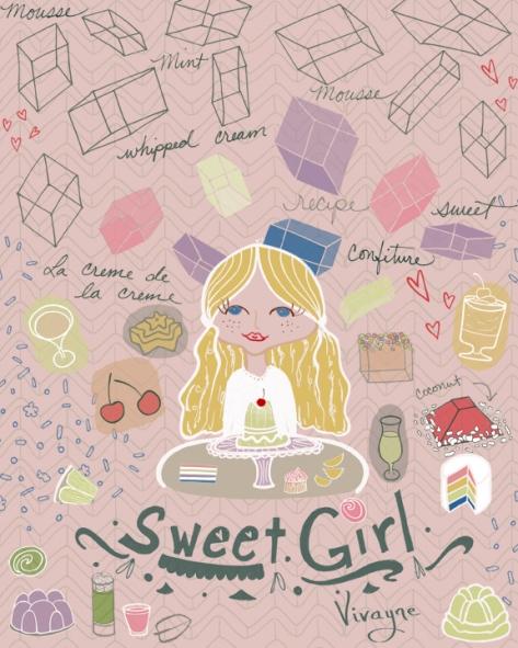 Sweet Gelatin Girl