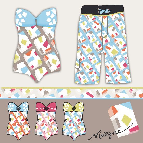 Milk Bars - Swim Suits