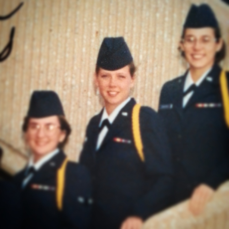 CPTS - Finance - Tech School Graduation. I'm in the center about 18 years old there.