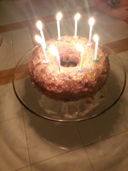Vivayne's German Chocolate Bundt Cake