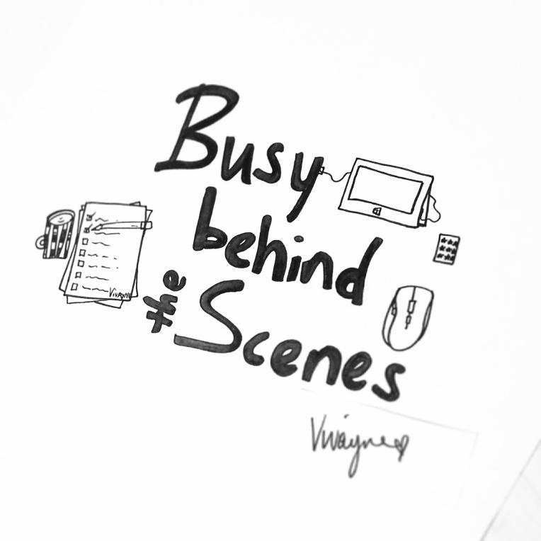 Vivayne - Behind the scenes