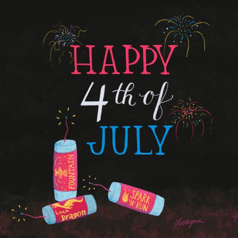 Vivayne Happy 4th of July