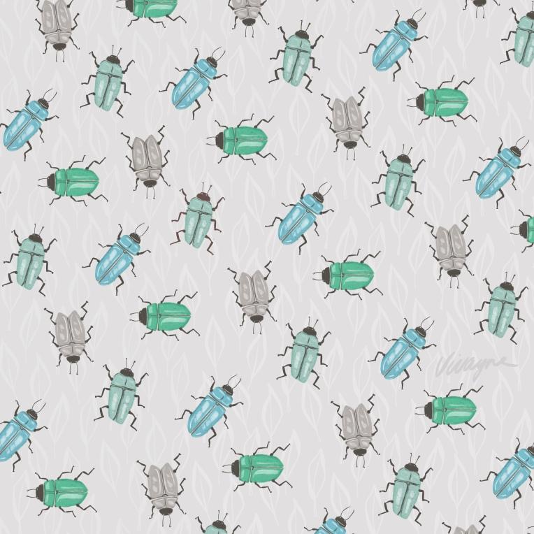 Sweet friends - beetles