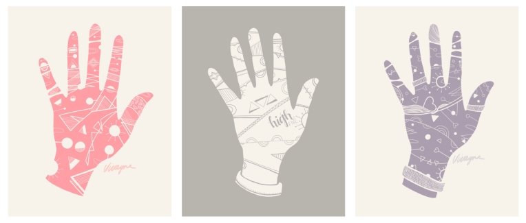 Holla Hand Illustration Collection 2
